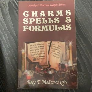 Charms And Spells & Formulas  -paperback